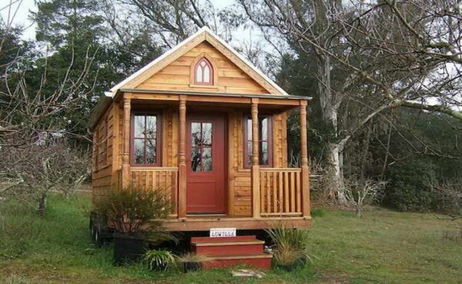 Une Mini Maison Ou Tiny House La Nouvelle Tendance