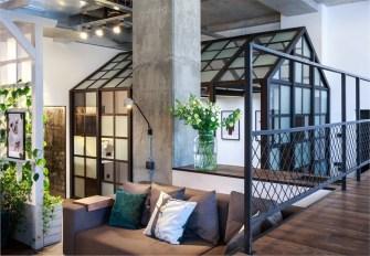 Le bureau parfait réalisé par Circle Line Interiors
