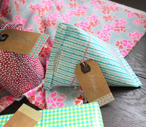 Des idées d'emballages cadeau 08