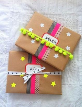 Des idées d'emballages cadeau 09