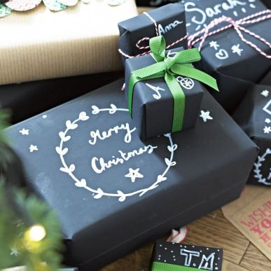Des idées d'emballages cadeau 10