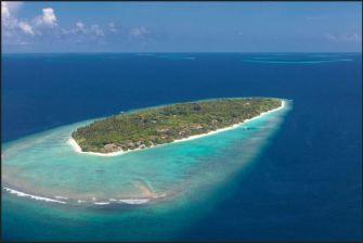Le Soneva Fushi, un hôtel écologique aux Maldives