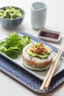 Le sushi cake 03