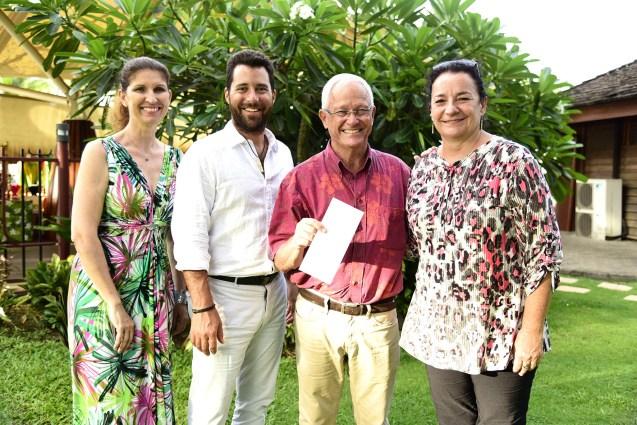 Soirée caritative Bellosound Agency Tahiti 02