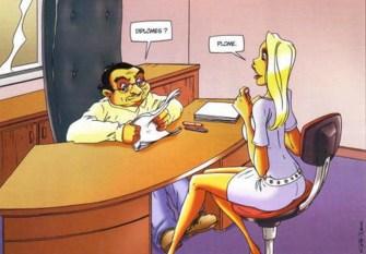 Comment assurer lors d'un entretien d'embauche ?