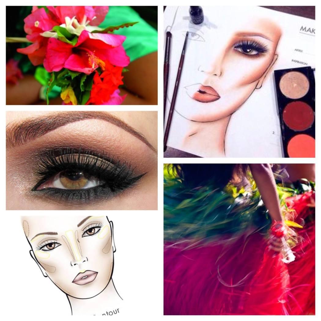 Cours de maquillage Audrey Bodilis Heiva