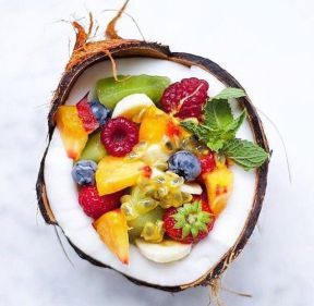 Coconut bowl 03