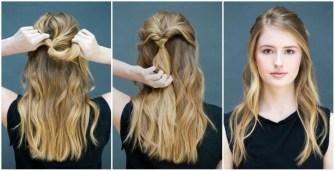 8 idées de coiffures simples et rapides