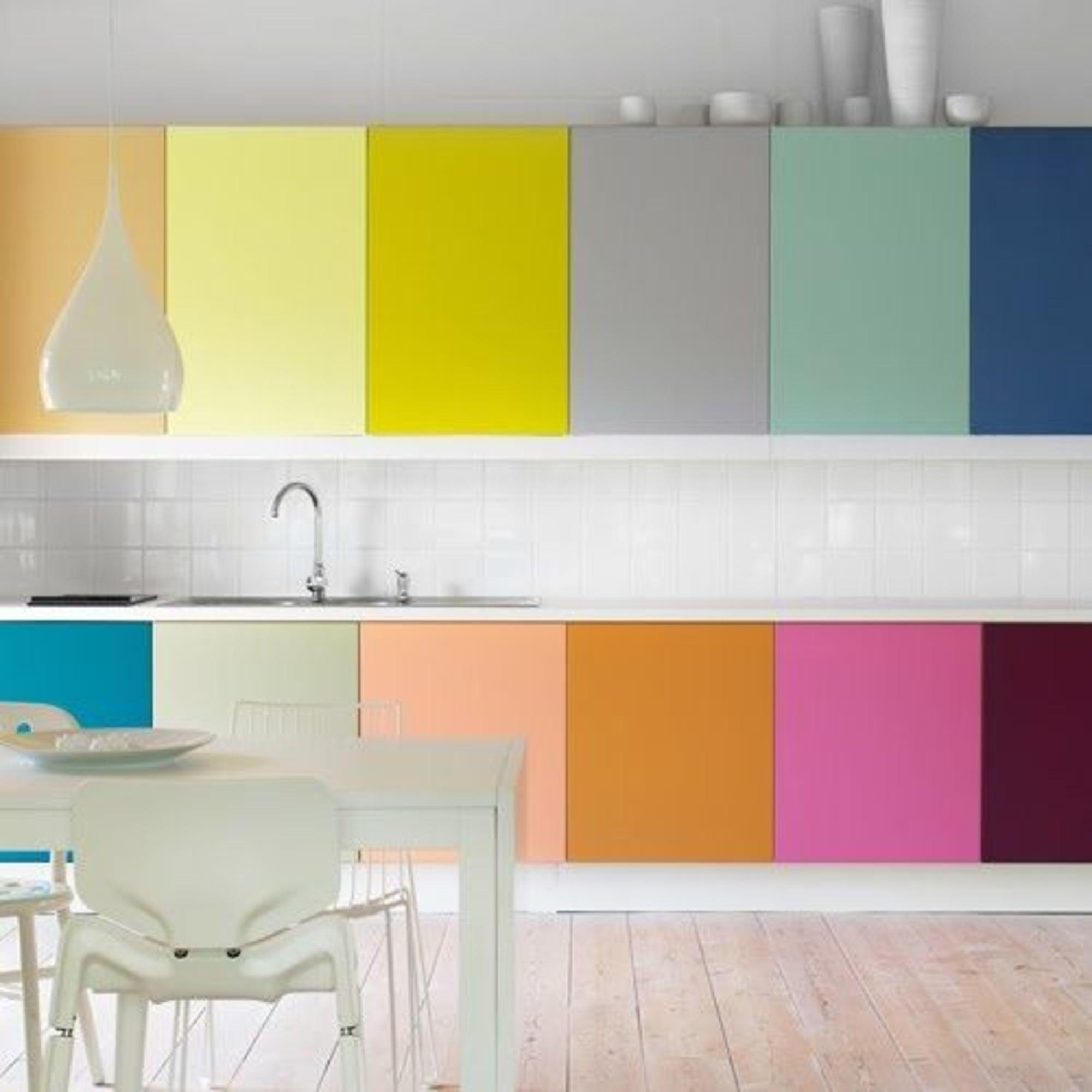 Choisir couleur cuisine choisir un vier de couleur qeuls - Choisir une couleur de peinture ...