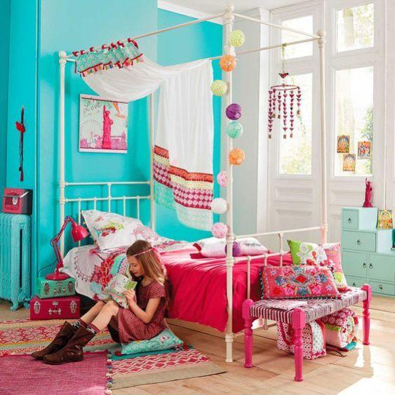 Décoration chambre ado fille (8)