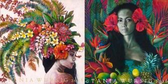 Tania Wursig, la célébration du Mana