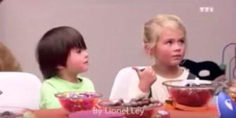 Des enfants piégés par une alarme à chocolat