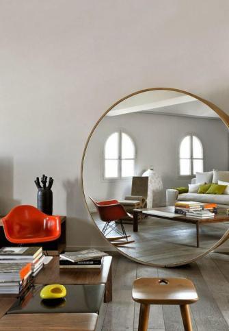 Des miroirs design pour une déco sympa