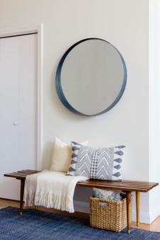 miroir-design-entree-avec-banquette-et-miroir