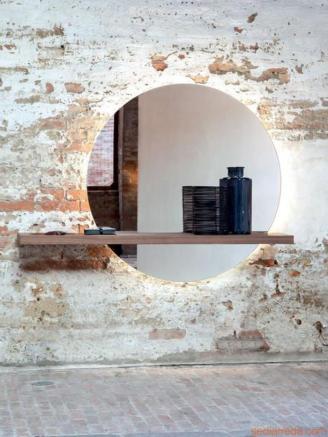miroir-design-miroir-mural-design-miroir-rond-mur-briques