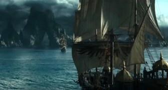 «Pirates des Caraïbes 5», le premier trailer dévoilé