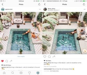 L'étrange histoire d'une instagrameuse copiée à la perfection par une imitatrice
