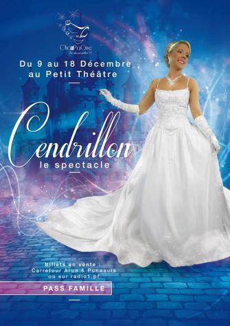 «Cendrillon», le nouveau spectacle présenté par la «Compagnie ChanPaGne, des idées qui pétillent»