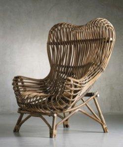 design-cool-gris-mur-beau-fauteuil-en-rotin-chaise-en-rotin-meuble-en-rotin-design
