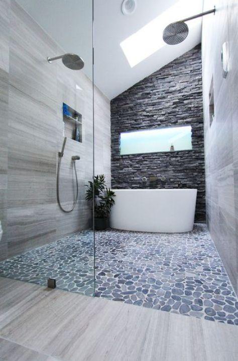 Sublimez votre salle de bain avec des galets moving tahiti for Galet salle de bain