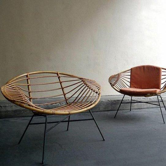 Le fauteuil en rotin pour une déco coloniale exotique - Moving Tahiti