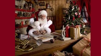 Les demandes les plus insolites faites au Père Noël