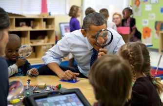 Obama, le plus cool des présidents !