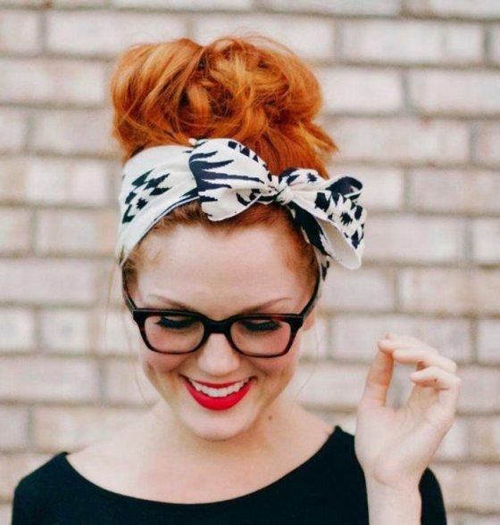 Comment porter le foulard (4)