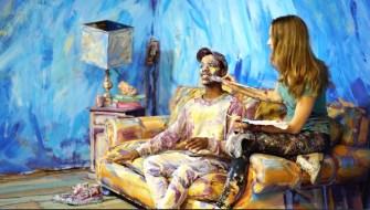 «Color of reality» : Le mariage entre la peinture et la danse