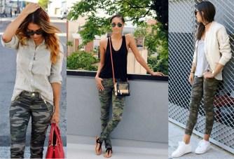 Comment porter son pantalon camouflage ?
