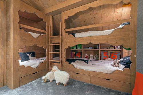 Un chalet d'enfance une maison de rêve 15