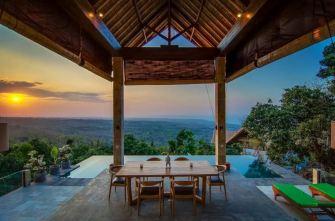 Une magnifique villa en Indonésie
