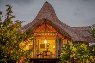 La Villa Bennu, un séjour romantique à Ubud