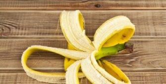 Connaissez-vous les étonnantes propriétés de la peau de banane ?