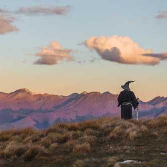 Gandalf nous fait visiter la Nouvelle- Zélande