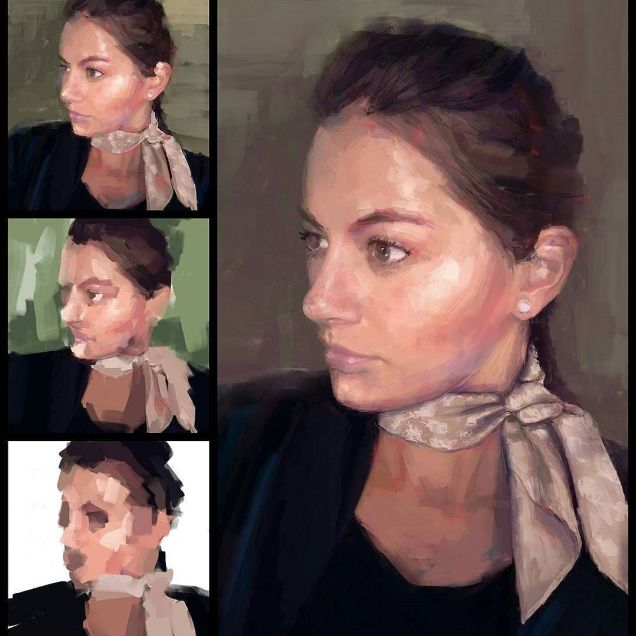 ivana_besevic_progression_technique_methodeportrait_