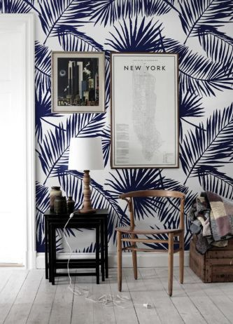 Le grand retour du papier peint sur nos murs 02