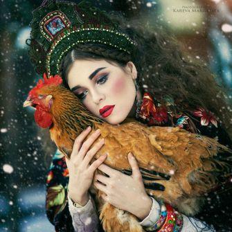 Le monde fantastique Margarita Kareva