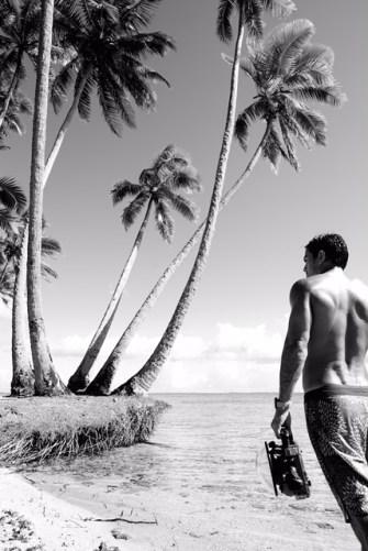Raihei Tapeta nous présente sa dernière collection Mataiea Lifestyle 100 % BIO
