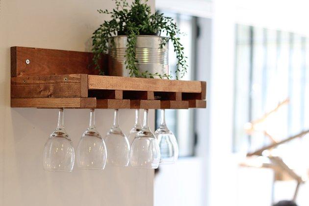 DIY – Un porte-verres façon bistrot 09