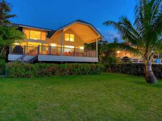 Une magnifique villa en bord de mer, située au North Shore à Hawaii 05
