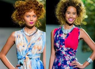 Maaki, la révélation authentique de la Tahiti Fashion Week 2017