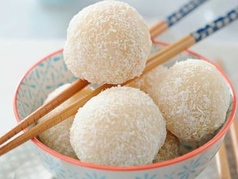 Les perles de coco
