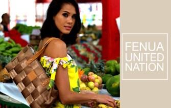 Fenua United Nation, les sacs éthiques et chics