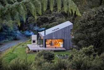 LTD architectural – Une résidence éco en Nouvelle-Zélande