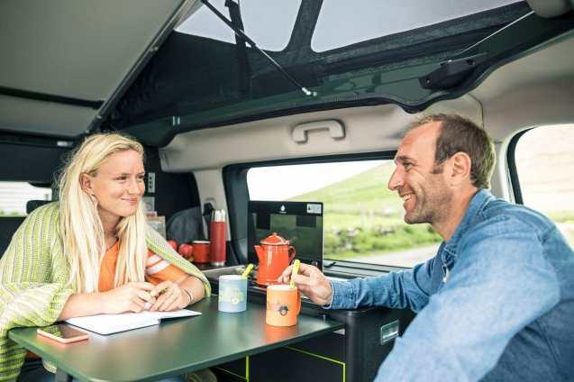 Citroën créé le SpaceTourer Rip Curl, un van dédié au road trip 06
