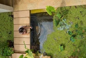 Une villa-jardin colombienne par Connatural