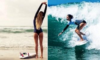 La combi de surf, sexy et confortable