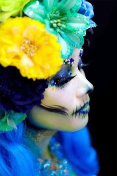 Affreusement belle pour Halloween by Audrey Bodilis 00