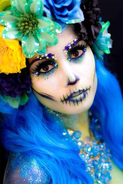 Affreusement belle pour Halloween by Audrey Bodilis 04